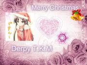 Feliz Navidad Derpy