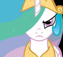 Princess celestia mad by the3javi-d5cwfh1