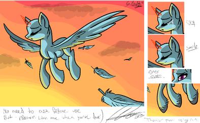 Base flying alone by pinkyaudir8-d6zjm1s