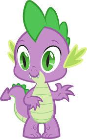 Spike, el ayudante de Twiight