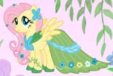 164px-Fluttershy vestido de gala