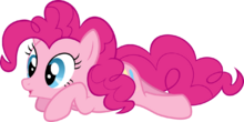 Inquisitive pinkie pie by sairoch-d5tiw46