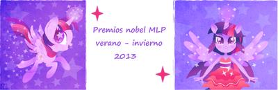Premios nobel mlp 2013