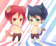 Rinharu is love