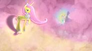 Fluttershy alicorn goddess by jamey4-d4t7657