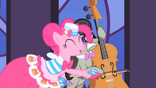 Pinkie Pie and Octavia S1E26