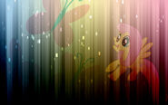 Fluttershy wallpaper by terkois-d4s1e1n
