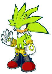 Speed the hedgehog