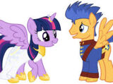 Fan-fic: La boda de la Princesa Twilight Sparkle