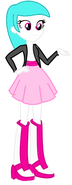 Cotton Heart Equestria girls new style