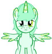 Plats Green Alicornio