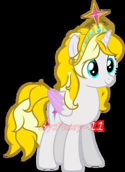 Princess Sunshine By Posey-11