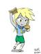 Derpy hooves chibi human by redwinter55-d6jbo89
