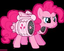 Jetpack pinkie pie png by larsurus-d48r4gx