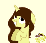 Pony loca