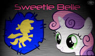 Sweetie belle b a wallpaper by internationaltck-d4axc42