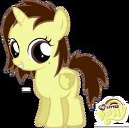 Akira Pony 6 cosplay de dj
