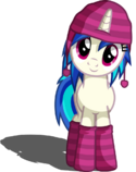 Cozy vinyl scratch by austiniousi-d64is6i