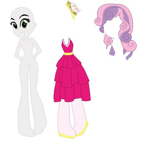 Imagenes De My Little Pony Equestria Girl Para Vestir - ARCHIDEV