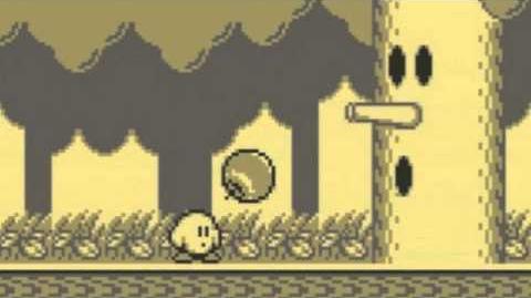 Kirby's Dream Land Green Greens REMIX