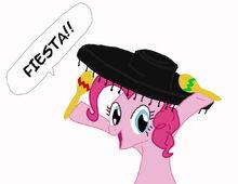Pinkie Pie Fiesta!