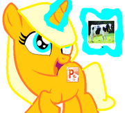 Squee filly