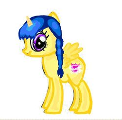 Esboso my little pony 01-1