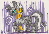 Zecora Fan Art 15