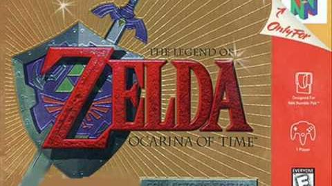 Zelda Ocarina Of Time (Music) - Gerudo Valley