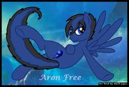 Aron free by the black spyro-d77wze0