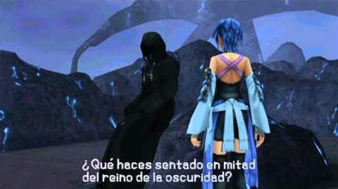 "Escenas de ""Kingdom Hearts- Birth by Sleep"" - Retazos (Final secreto) - (parte 17 de 17) -HD-"