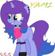 Yami by written145-d9ytu3n