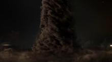 Mardon crea un tornado