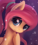 Fluttershy oh yes by aeronjvl-d65tdq6