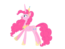 Princess pinkie pie by nianara-d4npfhh