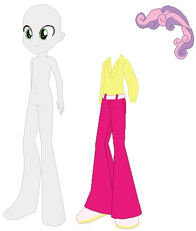 Bases eg para vestir   Wiki Mi Pequeño Pony: Fan Labor   FANDOM ...