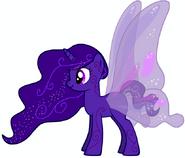 Sweet Galaxy Alicorn