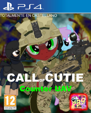 Call of cutie PS4