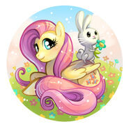 Fluttershy by flying fox-d4uir4d