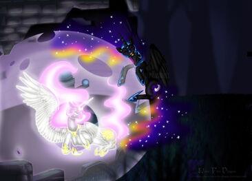 Lullaby for a princess by nova fire dragon-d6hc0s3
