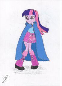 Twilight en Equestria