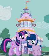Twinkle y Twilight
