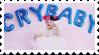Melanie martinez crybaby stamp by hypsistamps-d97owzg