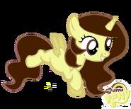 Filly akira pony