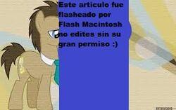 Pedido para flash