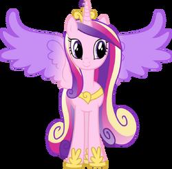 Princess Cadence Render