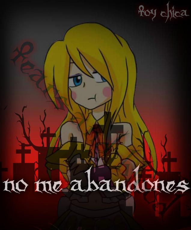 No me abandones by Avri cx