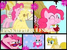 Collage Pinkie