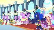 Twilight coronation