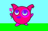 Pinky en el parque